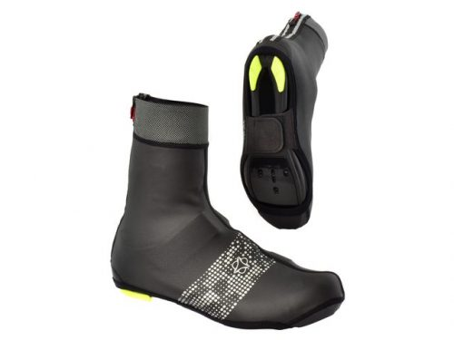 SHOE COVER NOVA HIVIS BLACK