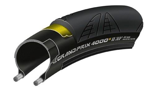 Continental - Grand Prix 4000 S II